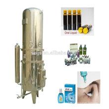 GJZZ-200 Máquina de alta eficiência de água de destilação de água da planta