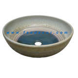 Modern Bathroom Ceramic Sink (FSE-CPS-8199)