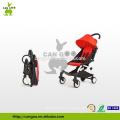Alluminum alloy baby pushchair baby light stroller with EN1888 approved