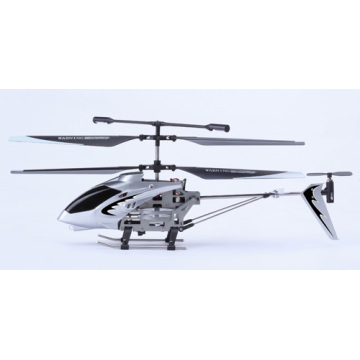 3.5CH RC helicóptero con Gyro(silver)