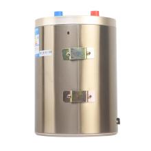 calentador de agua de almacenamiento de esmalte en el punto de uso para baño