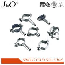 Acessórios de tubulação de tubo de aço inoxidável sanitário de aço inoxidável