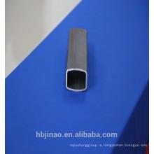 Профилированные прямоугольные полые тонкие стальные трубы MS