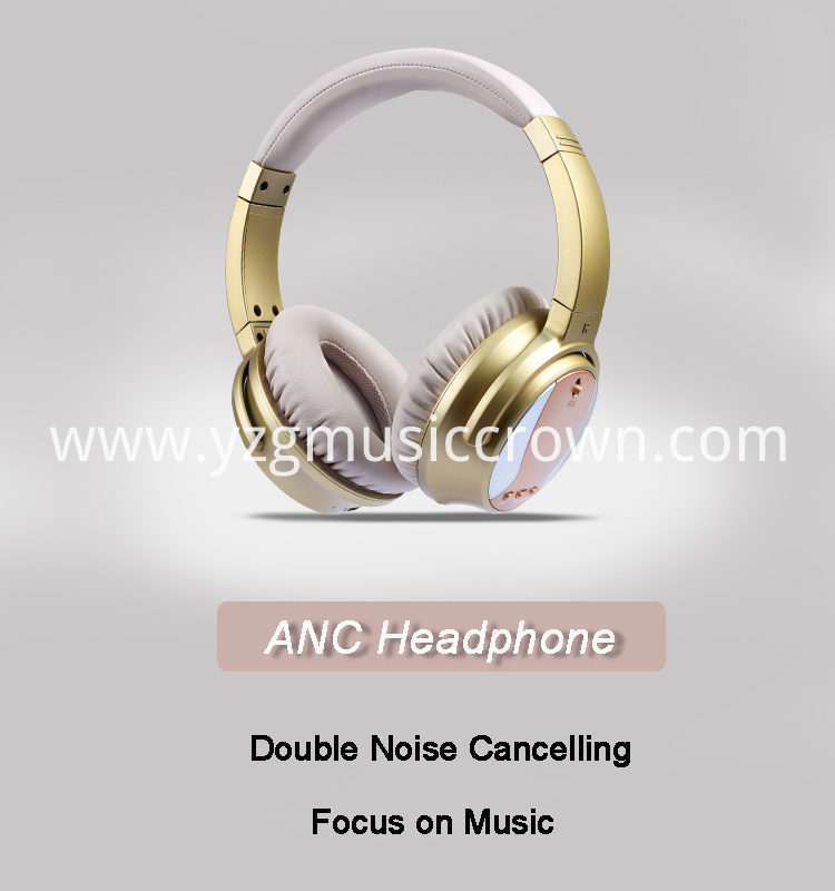 ANC Headphone