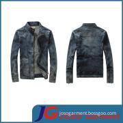 Factory Wholesale Fashion Denim Coat for Man (JC7028)