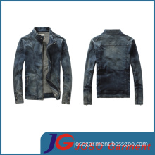 Factory Wholesale Fashion Denim Coat for Man (JC7028)
