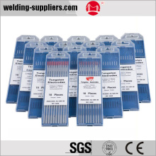 WL10 WL15 WL20 tungsten electrodes for welding steel