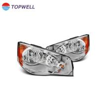 Авто свет литье прозрачных деталей