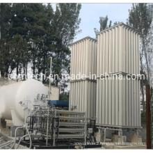 Quality-Guaranteed Liquid Oxygen Vaporizers