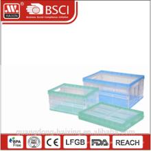 Пластиковый складной контейнер хранения