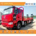 FAW 8X4 40tons machine equipment transport vehicle