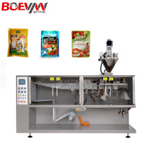 BHS-130 Flexible Lebensmittelbeutel-Verpackungsmaschine