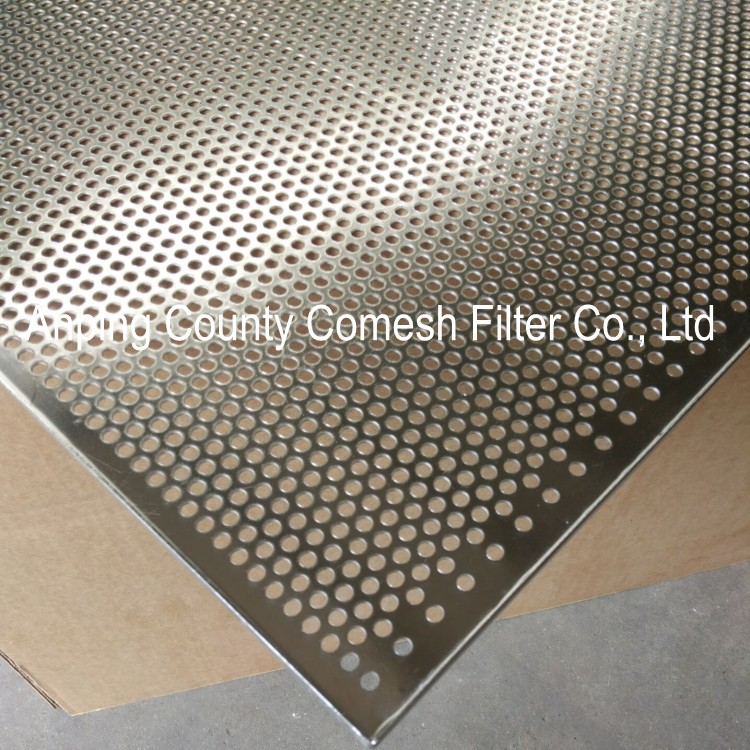 Stainless Steel Filters Tray
