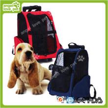 Multifuncional caja de carretilla y mochila portador de mascotas (HN-pH570)
