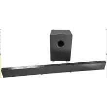 2016 новые 2.1 soundbar динамик с bluetooth/NFC/USB/FM