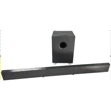2016 New 2.1 soundbar speaker with bluetooth/NFC/USB/FM