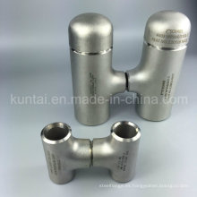 Accesorios de tubería de acero inoxidable Equal Tee Butt Weld Fittings (KT0379)