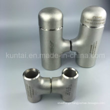 Pipe Fittings Stainless Steel Equal Tee Butt Weld Fittings (KT0379)