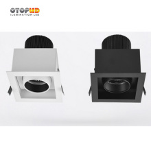 Project Square Encastré Led Down Light 7W 12W