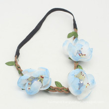 Fashion Floral Flower Women Hair Band (HEAD-279)