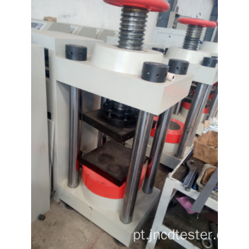 YAW-3000 Concrete CompressiveTesting Machine Para Venda