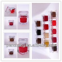Pigmento de maquillaje permanente con labios