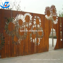 Decoration Corten plate/sheet/corten A / B / SPA-H corten steel plate