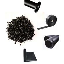 Schwarze Farbe, die Perlglanz Masterbatch filmt