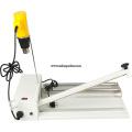 Machine électrique manuelle de cachetage de la chaleur avec le rétrécissement