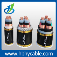 35KV Cable Copper or Aluminum Conductor Medium Voltage Power Cable