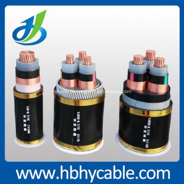 cable de alimentación aislado xlpe
