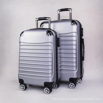 Nuevo diseño de bolsas de viaje para equipaje, 2 piezas.