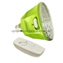 Ampoule rechargeable avec télécommande (CGC-Z174-C)