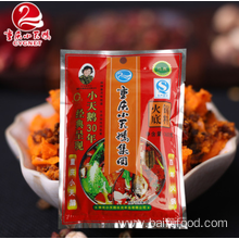 Best quality and factory for China Spicy Hot Pot Seasoning,Secret Refining Hot Pot Seasoning,Chongqing Spicy Hot Pot  Seasoning Supplier Chongqing hot pot bottom material 360g supply to Macedonia Manufacturers