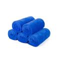 Полотенце для чистки автомобилей из микрофибры 30x60см Плюшевое полотенце из микрофибры