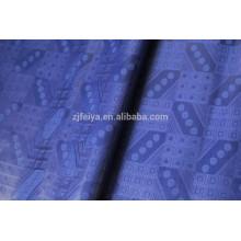 Textiles africanos Bazin Riche Tela de algodón Damasco Shadda Guinea Brocade Ropa de Nigeria Material FEITEX
