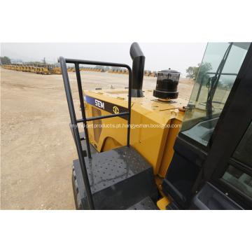 Máquina de construção Caterpillar 8 Ton pesado carregadeira de rodas