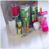 BOPP/PET Maetalized Film/LDPE Laminated Plastic Packaging Film