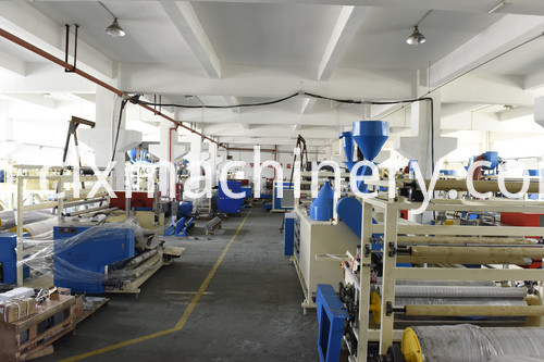 cling film production line