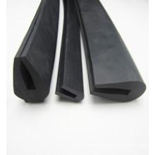 Venda quente, alta qualidade, borracha Extruded Sealing Strip, Weatherseal para porta e janela