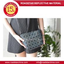 Новая мода Светоотражающий девушка ремень сумки