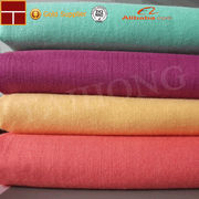90gsm dyeing plain cotton fabric for bag