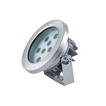 Lumière sous-marine de jardin basse tension 9W LED