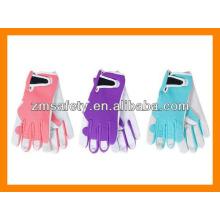 Leather Ladies Garden Gloves