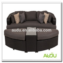 Audu Nice French Style Rattan Bed