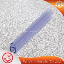 Tira de sello impermeable de vidrio de PVC