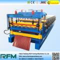 Wall Panel Double Layer Roll Forming Machine
