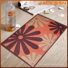 Benutzerdefinierte Nylon bedruckte wasserdichte Fußmatte