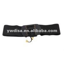 Cinturones elásticos de la manera del corchete de las mujeres
