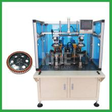 Full automatic electirc Wheel Motor Winding Machine for hub motor stator coil